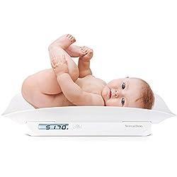 Báscula digital para bebés de 3en 1