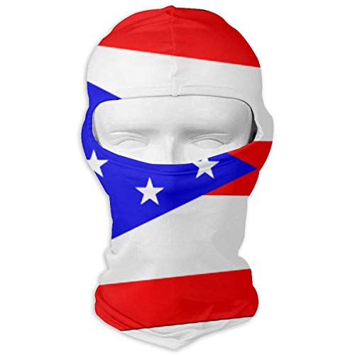 Neck Scarf Sunscreen Hats Ski Mask Ohio State Flag Sun UV Protection Dust Protection Wind-Resistant Gesichtsmaske for Running Cycling Fishing (Damen Ohio State Hat)