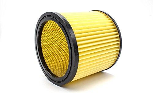 vhbw Patronen-Filter für Staubsauger, Saugroboter, Mehrzwecksauger Einhell TH-VC 1815, TH-VC 1820 S, TH-VC 1930 SA, TH-VC 1820/1 S