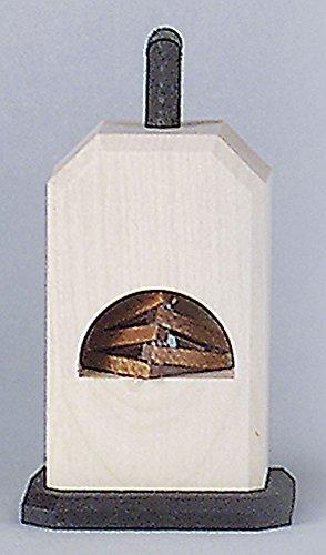 Preisvergleich Produktbild Kahlert Licht 40649 - Minipuppenzubehör - Kaminofen Holz