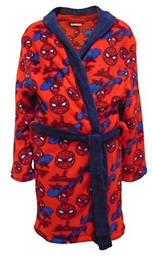 Spiderman Fleece Feel Niños Bata 2-3 años
