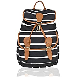Kleio Beautiful Printed Backpack for Girls / Women