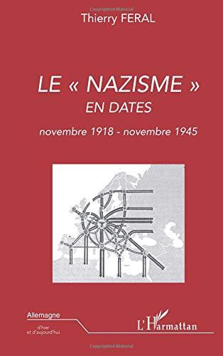 Le nazisme en dates