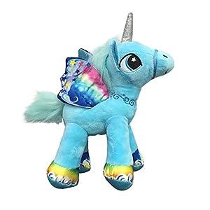 BARRADO Unicornio con alas de