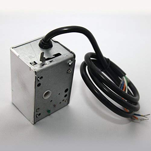 3-Wege-Ventilkopf für motorisiertes Zonenventil, 22 oder 28 mm, Ersatzteil für Honeywell V4073A1039, V4073A1054, V4073A1088, V4073A1062