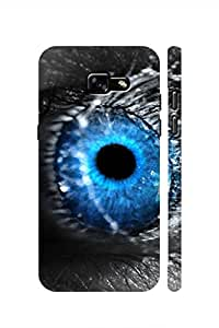 SRS Eye Lid 3D Back Cover for Samsung Galaxy A3 2017