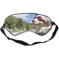 Funny Dog 99% Eyeshade Blinders Sleeping Eye Patch Eye Mask Blindfold For Travel Insomnia Meditation preisvergleich bei billige-tabletten.eu