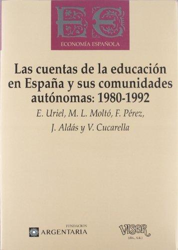 Cuentas de la Educación España