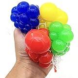 FOONEE Creative novit/à Vent Egg Splat Ball Giochi Divertenti Squishy Uova di Rilievo Stress Palle di tuorlo per Bambini e Adulti Tension Relief