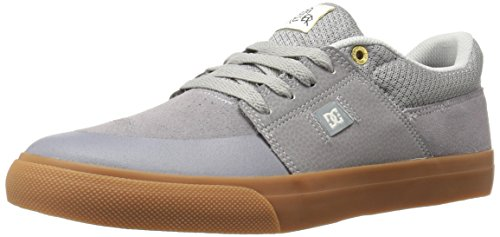 DC Skate Shoes Wes Kremer Signature Shoes Grey/Gum