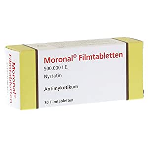 MORONAL Filmtabletten 30St.