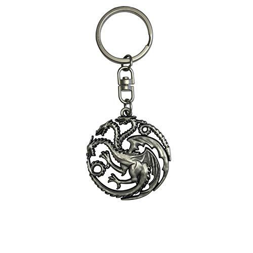 ABYstyle - Game of Thrones - Llaveros Targaryen