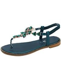 062e83fa51383e Amazon.co.uk  Green - Flip Flops   Thongs   Women s Shoes  Shoes   Bags