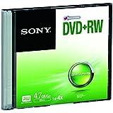 Sony DPW47SS - DVD+RW regrabable con capacidad de hasta 4,7 GB