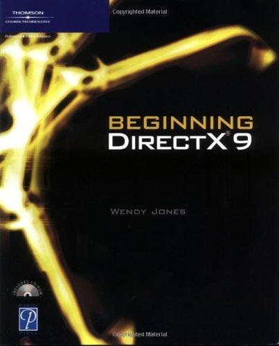 Beginning DirectX 9 (Game Development Series) by Wendy Jones (1-May-2004) Paperback