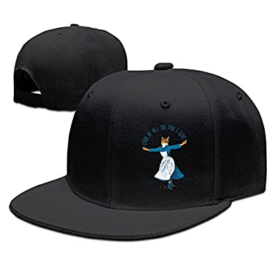 XCarmen Runy Custom Look At All The Fox I Give Adjustable Baseball Hat & Cap Black von XCarmen - Outdoor Shop