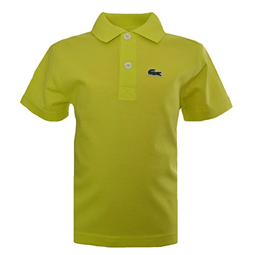 Lacoste Kids Yellow Polo Shirt 4 Years/104CM