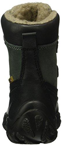 Bisgaard TEX boot, Bottes courtes avec doublure chaude mixte enfant Schwarz (202 Black)