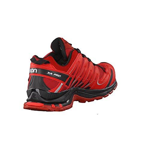 Salomon Herren XA Pro 3D Gtx Flea, Leuchtendes Rot/Schwarz Red - Flea/Bright Red/Black