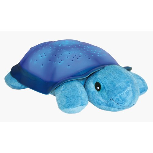 Cloud B Twilight Turtle Plush Nightlight (Blue)