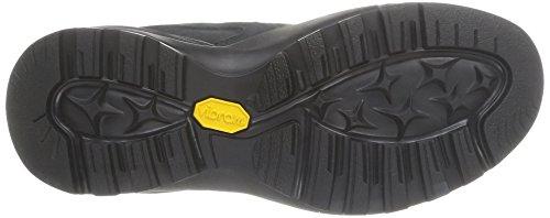 Asolo Shiver Gv Ml, Chaussures de randonnée tige basse femme Noir (A388 Black)