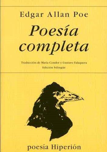 Poesía completa (Poesía Hiperión) por Edgar Allan Poe