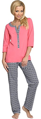 Be Mammy Stillpyjama Anette Coral-1