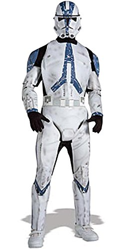 Star Wars Deluxe Clone Trooper Kostüm (XL)