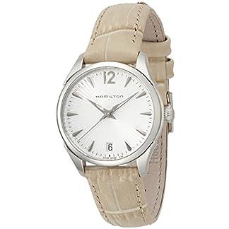 Hamilton–Reloj Mujer Hamilton Jazzmaster Lady h42211855Pulsera Piel–h42211855