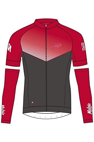 Maloja HankM.WS 1/2 Short Sleeve Windstopper Bike Jersey Windstopper Short Sleeve