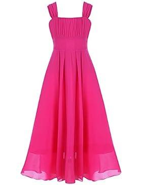 Freebily Mädchen Kleid festlich