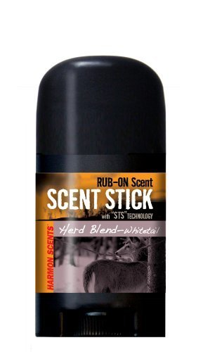 Harmon Scents - Herd Blend - Rub On Scent Stick - HHBWSS - Whitetail Hunting - Deer Hunting Attractant by Pro Ears