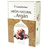100% Natural & Organic Argan Moisturising Cleansing Soap - EcoCert certified - The HEALTHIEST Choice! (100 gr)
