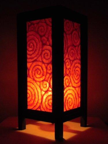 raros-asiaticos-tailandes-lampara-de-cabecera-tabla-buddha-estilo-naranja-espiral-en-tailandia
