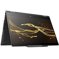 HP Spectre 15-ch004na x360 15.6 Inch Ultra HD Convertible Laptop (Dark Ash Silver) - (Intel i7-8705G, 16 GB RAM, 1 TB SSD, Radeon RX Vega M Graphics, 4 GB Dedicated, FHD IR Webcam, Windows 10 Home)