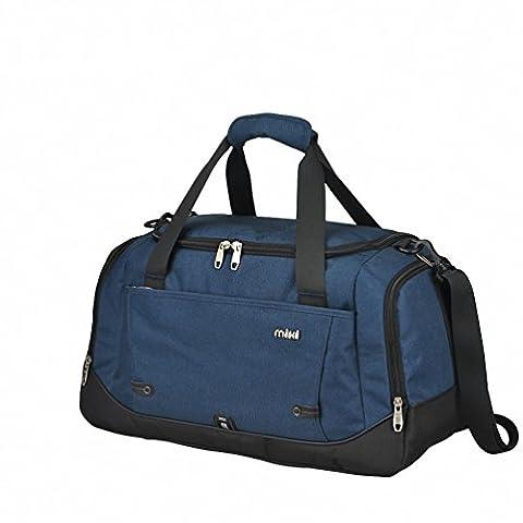 Mixi Handgepäck Düffelbeutel Fitnesstasche Reisetasche Idea für Wochenende oder
