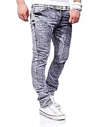 MT Styles Jeans Slim Fit pantalon homme RJ-3110