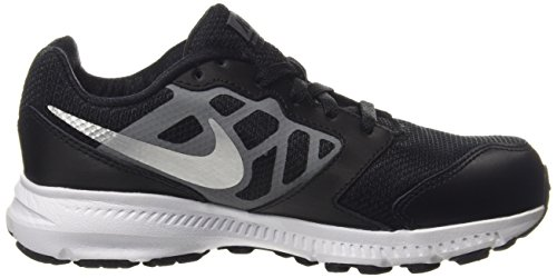 Nike Downshiffter 6 (Gs/Ps) Scarpe Sportive, Unisex Nero