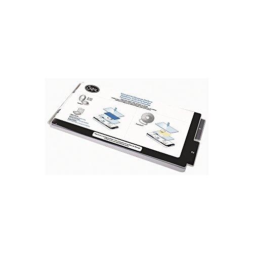 BLOCKWALLAH Sizzix Multipurpose Platform Extended, 1 Stück, Plastik, Keine Keine farbangabe, 38.7 x 16.2 x 1.6 cm -