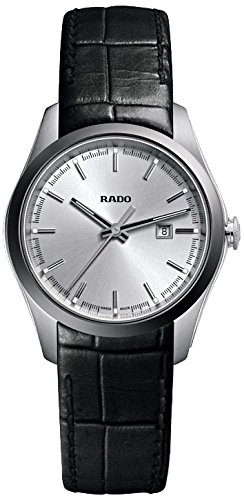 Rado Herren-Armbanduhr Analog Quarz Leder 111.0110.3.110