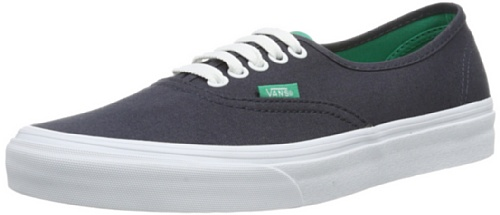 Vans U AUTHENTIC (WASHED) BLACK VVOE4JT Unisex-Erwachsene Sneaker Schwarz ((Pop) ebony/eme)