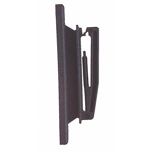 Breitband Nagelisolator Isolatoren Weidezaun Typ S 121 schwarz
