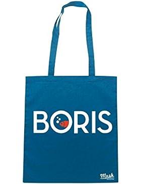 Borsa BORIS SERIE TV - Blu Roy