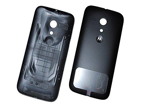 Motorola Moto G XT1032 Battery Akku Cover Deckel Schale Original Neu black/schwarz