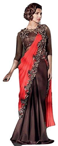 Jay Sarees Priyanka Chopra Stylish Traditional Saree - Jcpc3060d5124