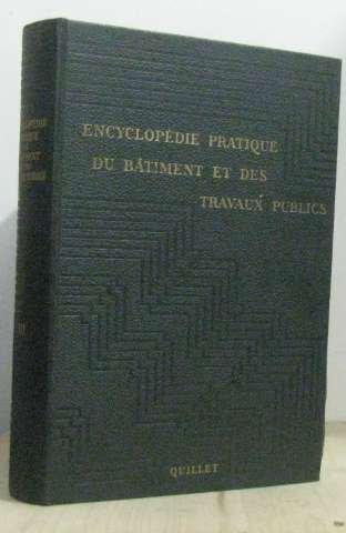 Encyclopédie pratique du batiment et des travaux publics tome III