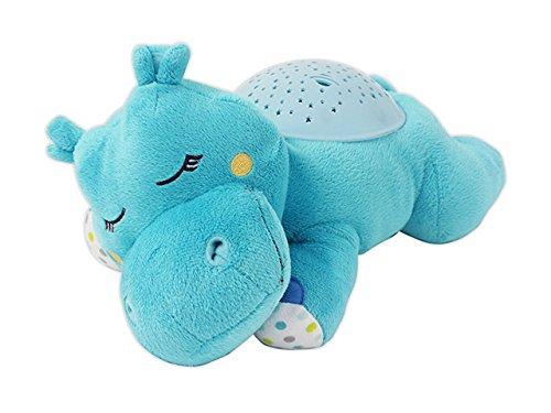 Summer Infant Hippo - Peluche con luz de noche