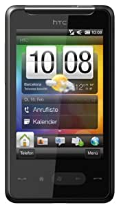HTC HD Mini Smartphone (5MP Kamera, HSPA, Windows Mobile 6.5 OS) schwarz
