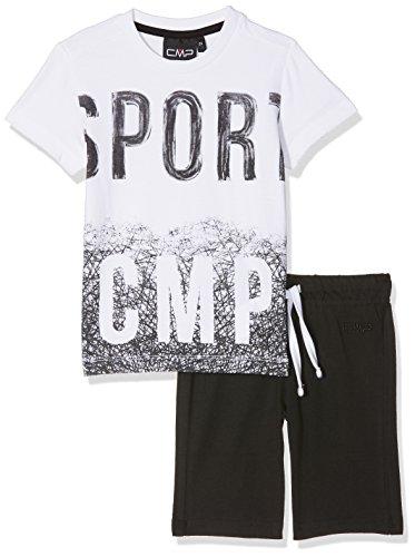 CMP Fitness Set, Overall Kinder XL Bianco