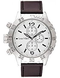 Louis Villiers reloj cuarzo lv1026 hombre